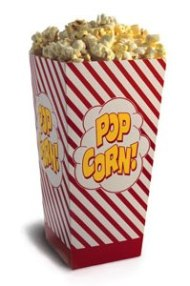 Popcorn Double Feature – Pop Will Eat Itself / Bruce Springsteen