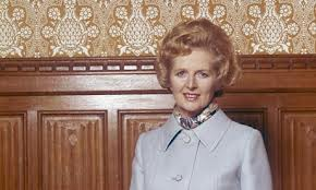 Mrs Thatcher