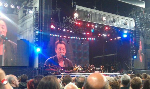 Bruce Springsteen Coventry Ricoh Arena June 20th 2013 2
