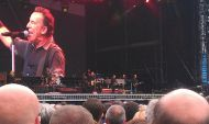 Review of Bruce Springsteen at Ricoh Arena, Coventry, 20th June2013