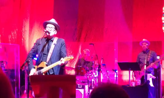 Elvis Costello and The Imposters Liverpool Philharmonic 10th June 2013