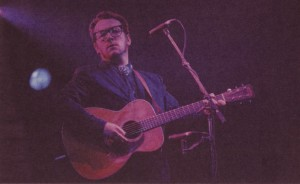 Elvis Costello Glastonbury 1989