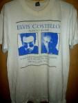 Elvis Costello Spike tshirtfront