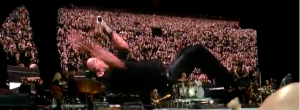 Bruce in Manchester