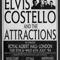 Elvis Costello gig memories - Part 2: 1992 to 1994