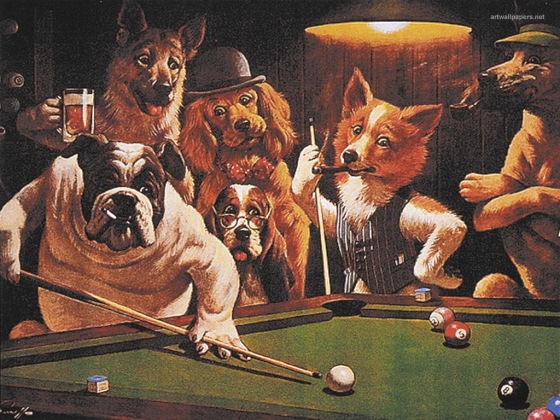 The Hustler by Arthur Sarnoff
