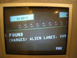 alien lanes
