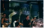 Joe Strummer and the Mescaleros HMV Oxford Street 16th July 2001 (2)