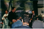 Joe Strummer and the Mescaleros HMV Oxford Street 16th July 2001 (4)