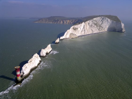 Alum Bay & The Needles