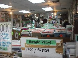 haggle records