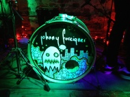 Rad Stewart / Johnny Foreigner live at Shipping Forecast, Liverpool4/4/2014