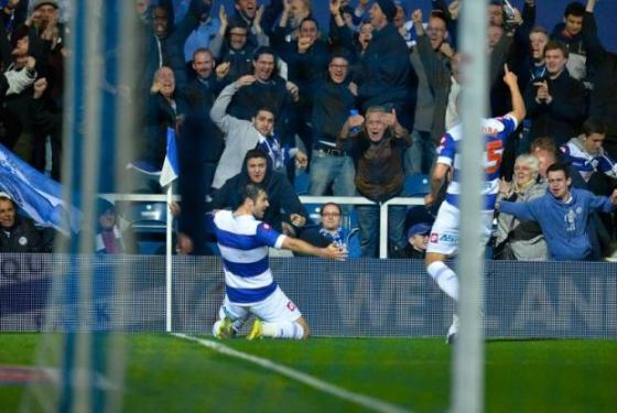 Charlie Austin scores and we're going to Wembley.