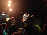 Parquet Courts live at The Kazimier,  Liverpool, 22 June 2014