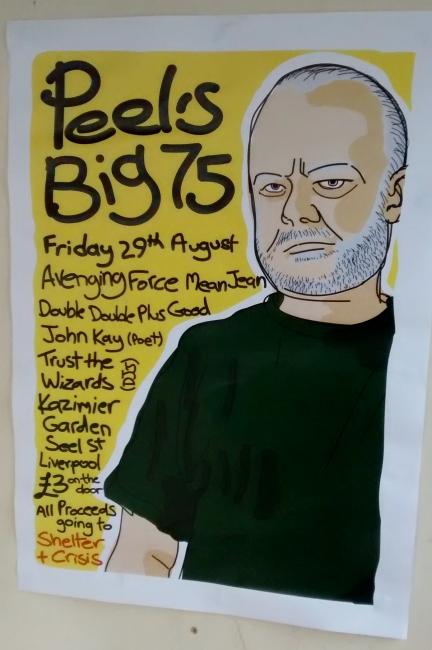 John Peel's Big 75