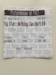 Big Star ticket