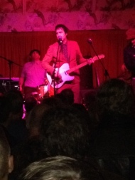Live Review: Chuck Prophet & The Mission Express, Deaf Institute, Manchester, 11 October2014