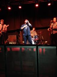 Live gig review: Barrence Whitfield and The Savages at East Village Arts Club, Liverpool 19th November2014
