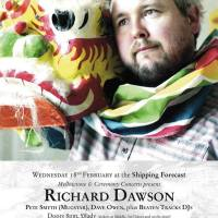 Live review podcast: Richard Dawson, The Shipping Forecast, Liverpool (18 February 2015)