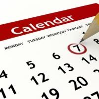 Gig calendar