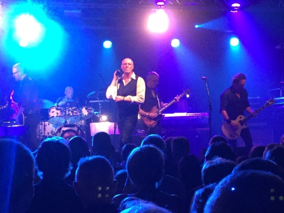 Glenn Gregory & Holy Holy @ Liverpool O2 Academy 18th June 2015