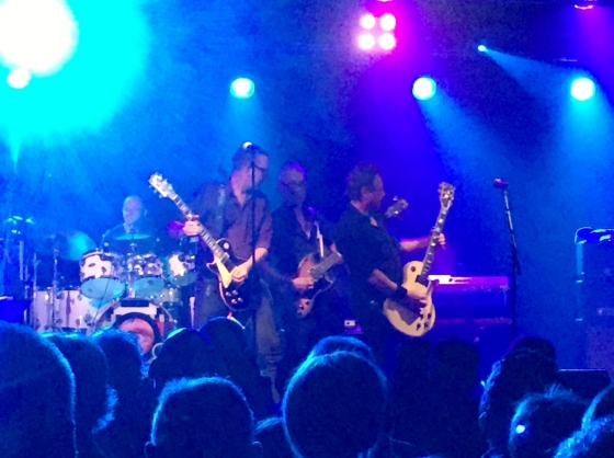 Woody Woodmansey & Holy Holy @ Liverpool O2 Academy 18th June 2015