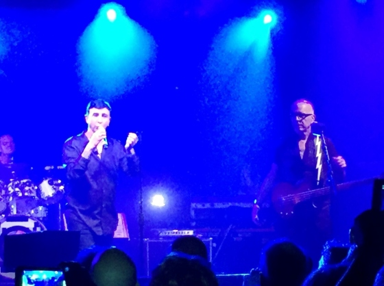 Marc Almond & Tony Visconti @ Liverpool O2 Academy 18th June 2015