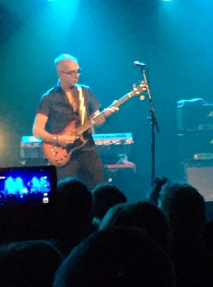 Tony Visconti @ Liverpool O2 Academy 18th June 2015