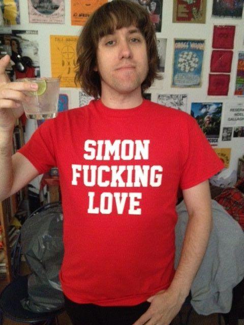Simon Fucking Love