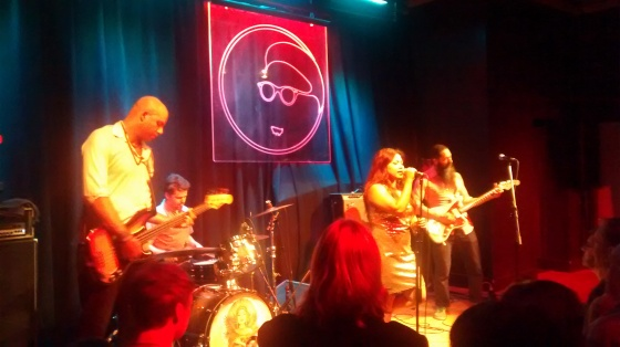 Dengue Fever Band on the Wall Manchester 1st October 2015 2