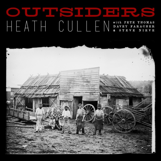 Heath Cullen Outsiders Imposters