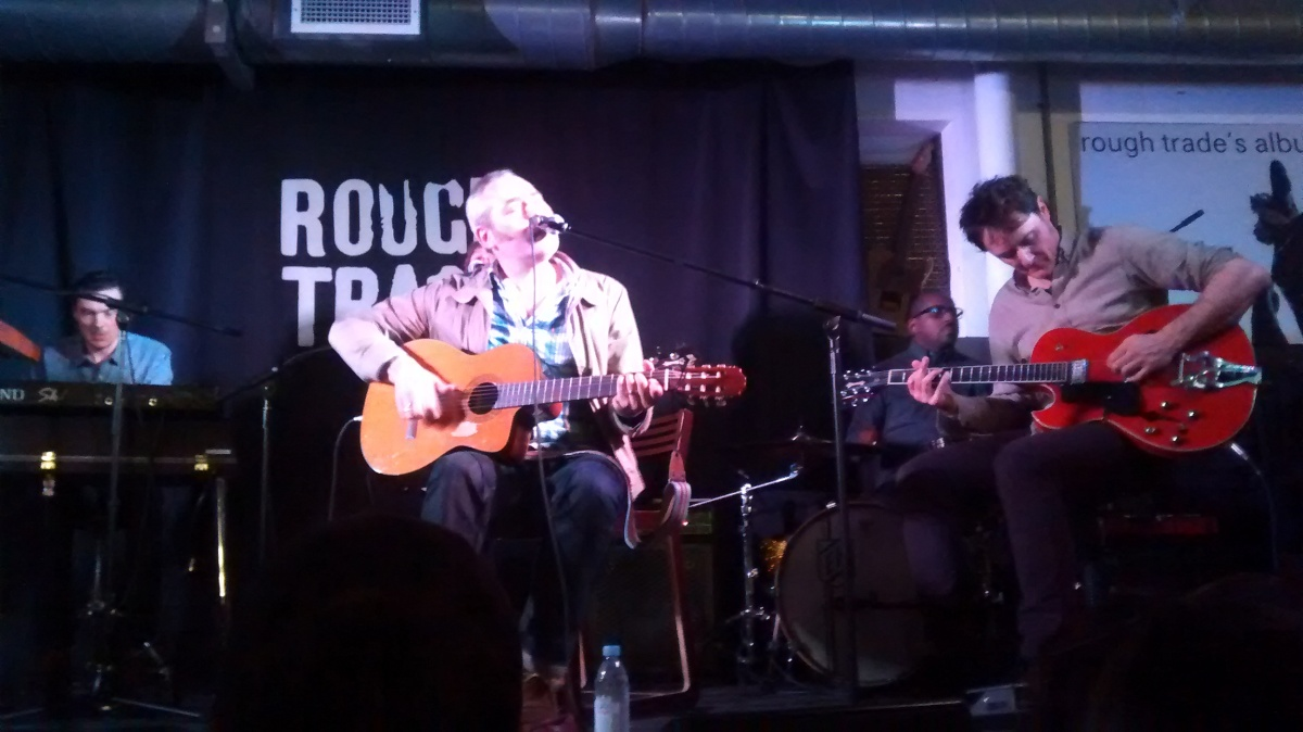 Live review: Tindersticks @ Rough Trade East 22nd January 2016