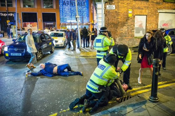 The Creation of Manchester New Year's Eve