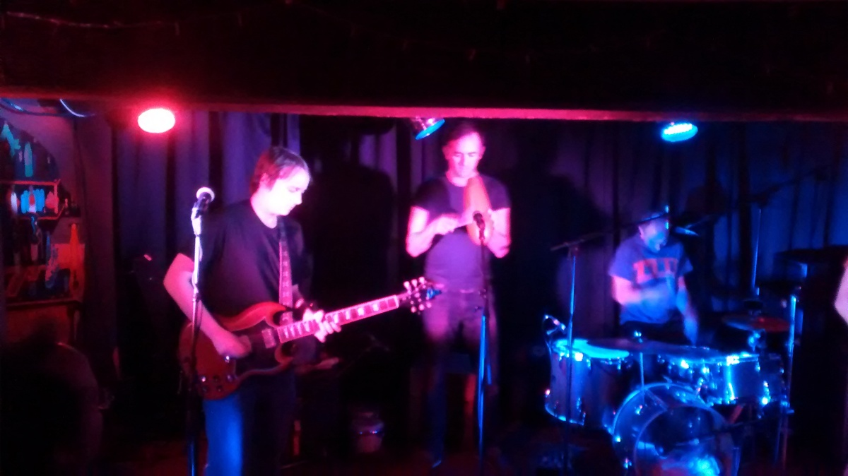 Live review: The Wave Pictures / Seazoo @ Telfords Warehouse, Chester 27th February 2016