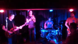 The Wave Pictures at Telfords Warehouse Chester February 2016