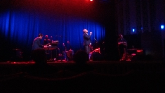 Tindersticks @ Liverpool Philharmonic, 1st May 2016