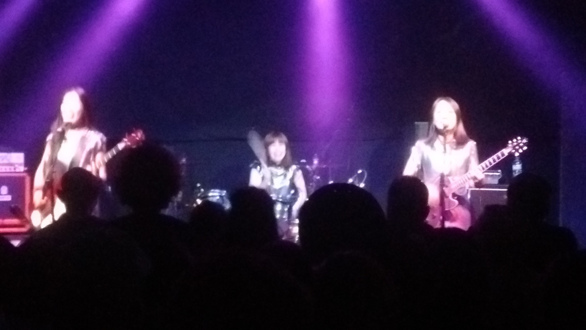 Live Review Podcast: Shonen Knife / Leggy / Good Grief @ Arts Club, Liverpool, 4 May 2016