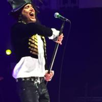 Live review: Adam Ant @ Liverpool Philharmonic, 4th June 2016