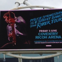 Live Review: Bruce Springsteen & The E Street Band @Ricoh Arena, Coventry, 3 June 2016