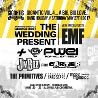 Live review: Gigantic Festival, Manchester Academy 27th May 2017