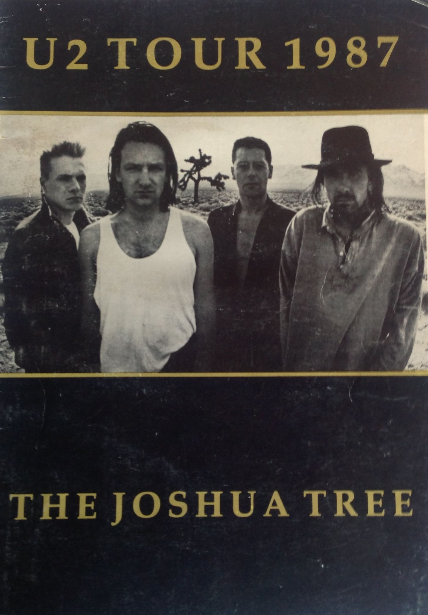 It was 30 years ago today: U2, The Joshua Tree Tour at