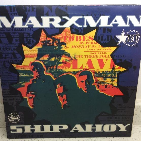 Marxman Ship Ahoy