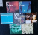Dawn of the Replicants CD singles